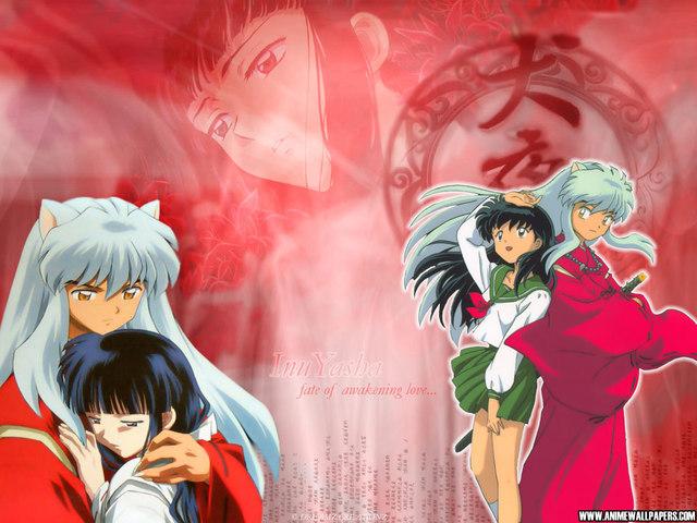 Inu-Yasha Anime Wallpaper #14