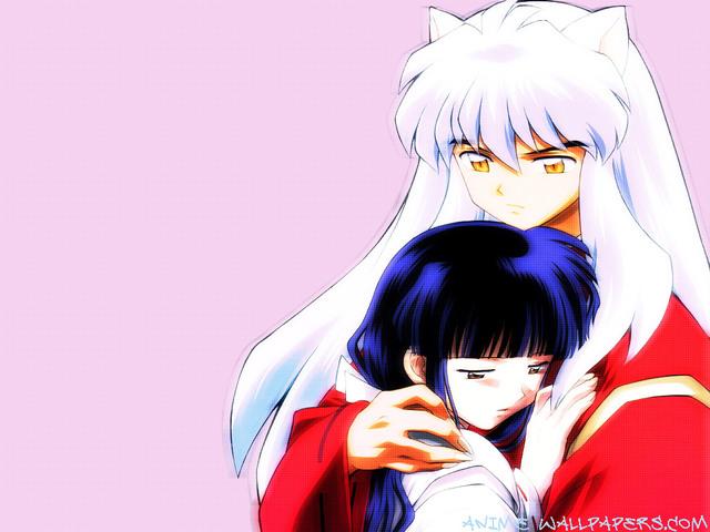 Inu-Yasha Anime Wallpaper #16