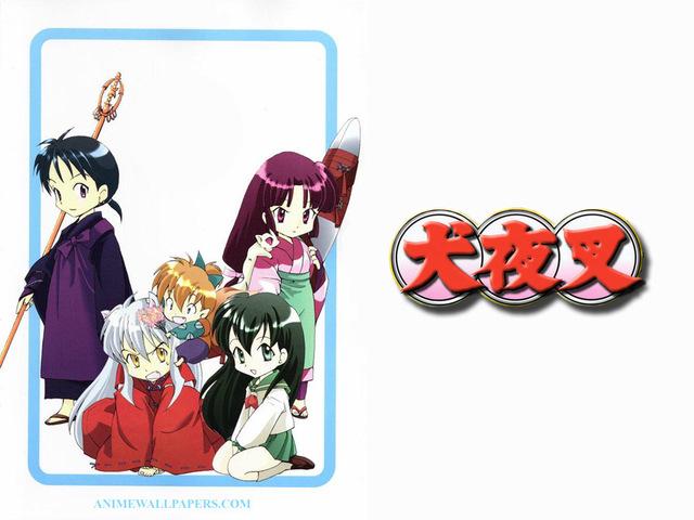 Inu-Yasha Anime Wallpaper #20