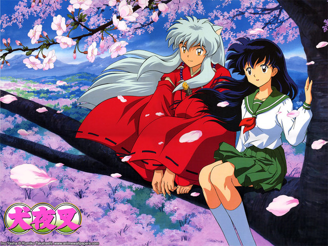 Inu-Yasha Anime Wallpaper #22