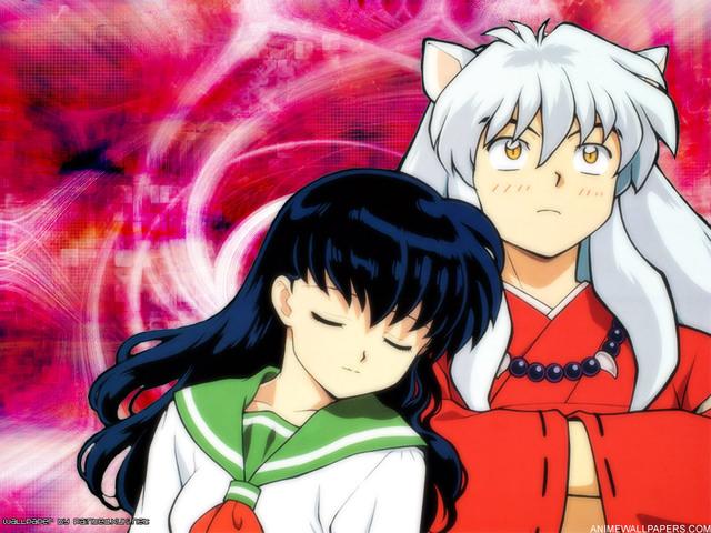 Inu-Yasha Anime Wallpaper #23