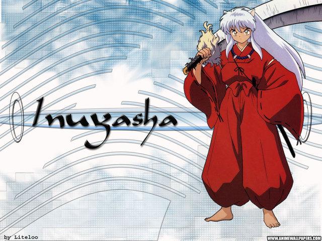Inu-Yasha Anime Wallpaper #26