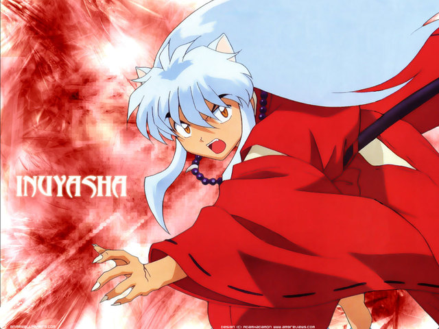 Inu-Yasha Anime Wallpaper #27