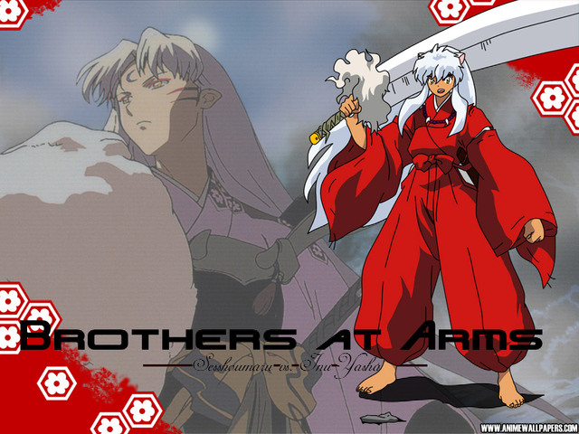 Inu-Yasha Anime Wallpaper #28