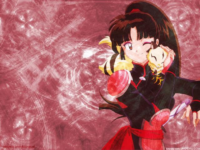 Inu-Yasha Anime Wallpaper #3