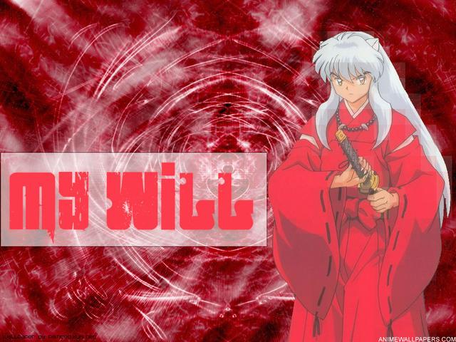 Inu-Yasha Anime Wallpaper #6