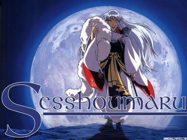 Inu-Yasha Anime Wallpaper #7