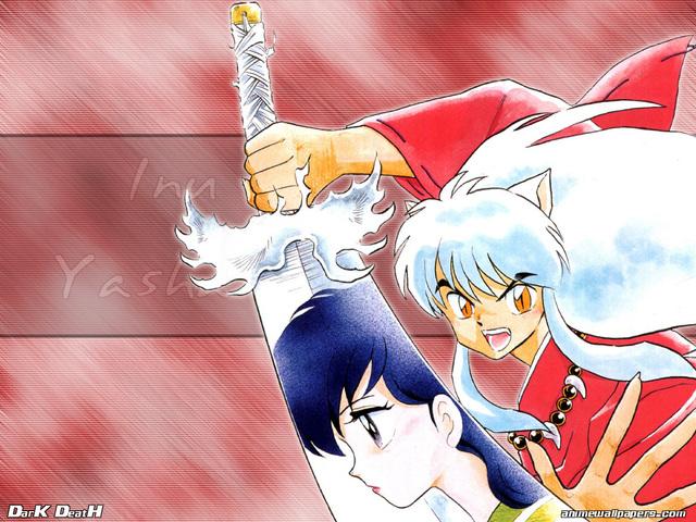 Inu-Yasha Anime Wallpaper #9