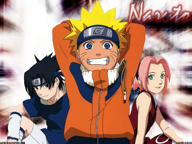 Naruto Anime Wallpaper #107