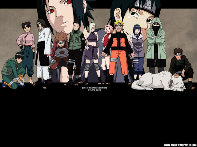 Naruto Anime Wallpaper #160