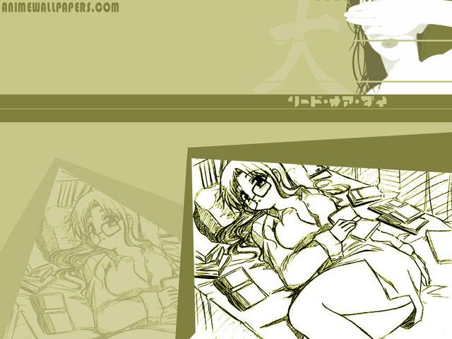 Read Or Die OVA Anime Wallpaper #1