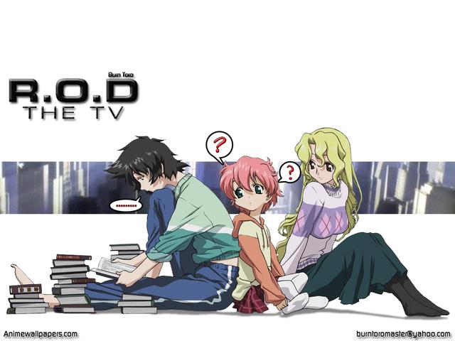 Read Or Die OVA Anime Wallpaper #4