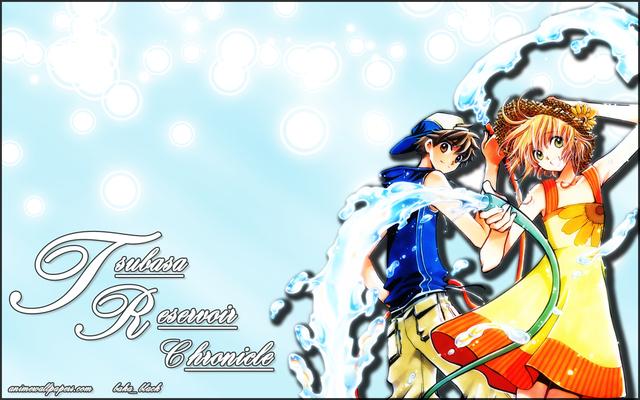 Tsubasa Chronicles Anime Wallpaper #10